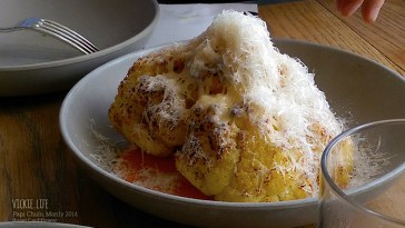 Papi Chulo: Roast Cauliflower