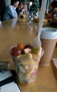 Sette Cafe: Fruit Salad