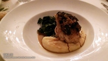 Tea Room Gunners Barrack: Dinner: Chicken
