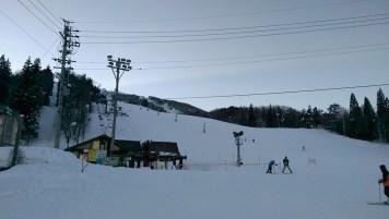 Ski Trip Jan 2015 D4: Night Ski Slope