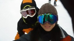 Ski Trip Jan 2015 D5: Selfie with Brother