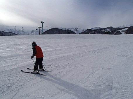 Ski Trip Jan 2015 D5: Flat Slope