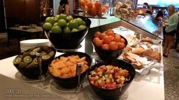 Feast Buffet: Fruits