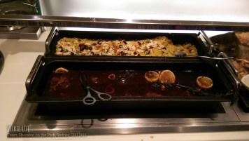 Feast Buffet: Hot Dishes