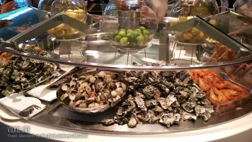 Feast Buffet: Seafood