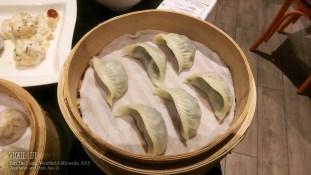 Din Tai Fung Miranda: Vegetable and Pork Jiaozi