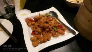 Din Tai Fung Miranda: Crispy Fried Chicken with Chilli