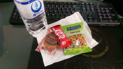 Blood Donation Apr 2015: The Goodie Bag