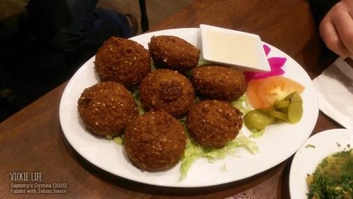 Sammy's Gymea: Falafel