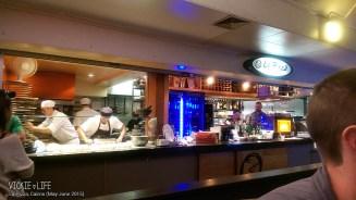 La Pizza, Cairns: Open Kitchen