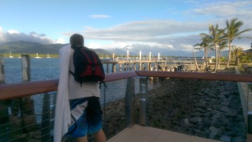 Cairns, June 2015: Jetty