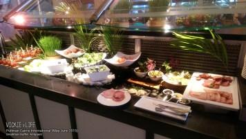 Pullman Cairns Breakfast Buffet: Antipasti