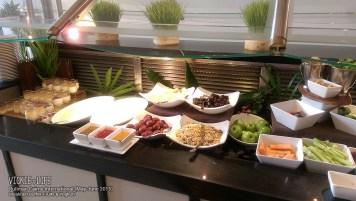 Pullman Cairns Breakfast Buffet: Fruits & Yoghurt
