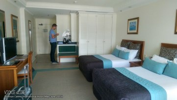 Pullman Cairns International Hotel: Double Room