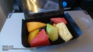 Qantas QF925: Fruit Platter