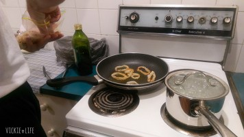 Squid in a Pan