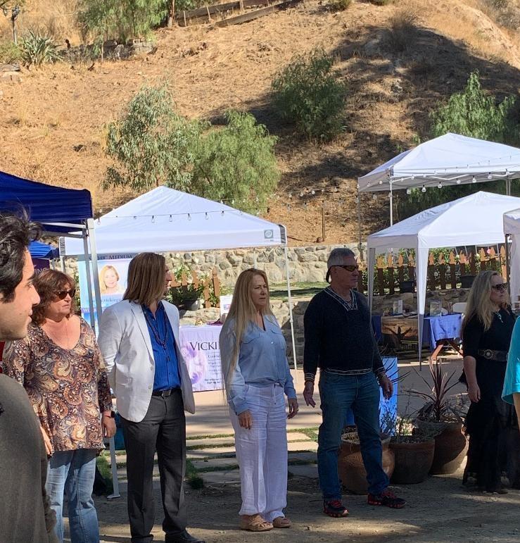 Expo Gails Ranch circle group