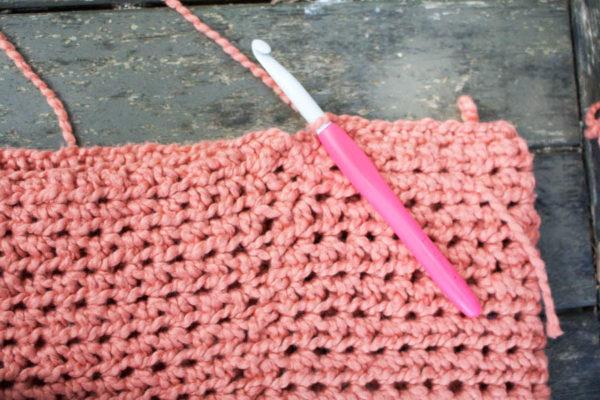 Clover Crochet Bag-3