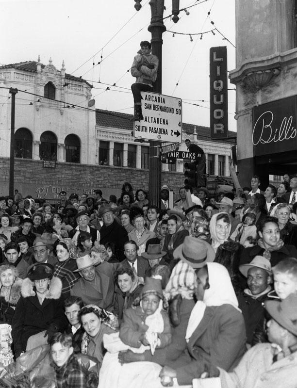 1950 tournament of roses