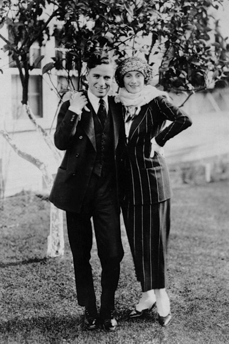 Charlie Chaplin Anna Pavlova