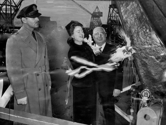 ss carole lombard 1944