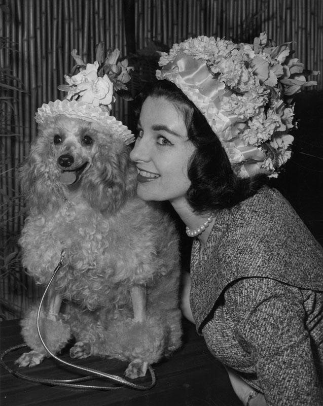 spring bonnets 1961