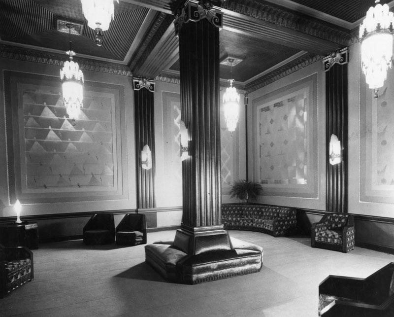 lounge pantages