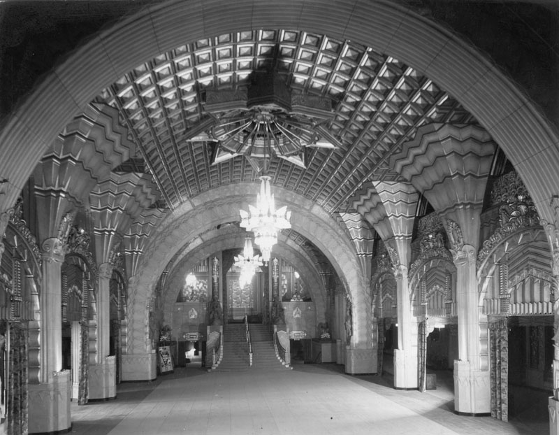 pantages entry