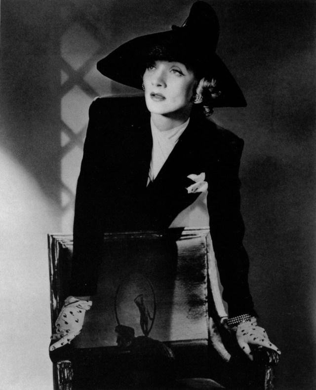1942 Horst Marlene Dietrich New York