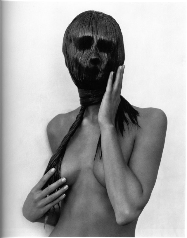 Herb Ritts Mask Hollywood 1989