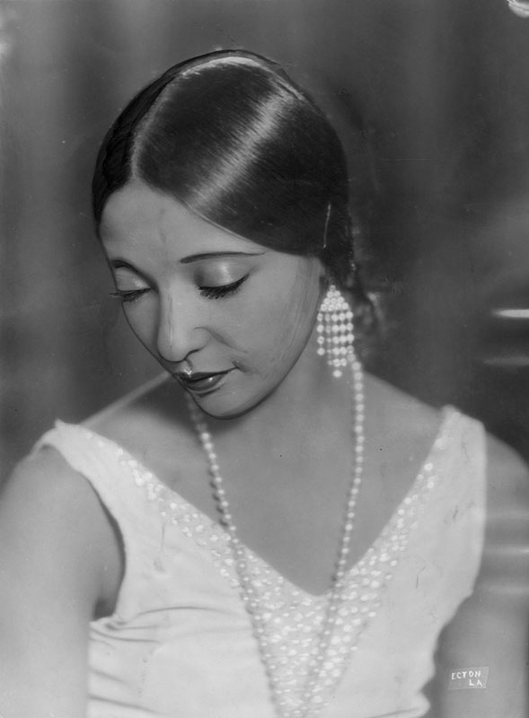1930 Aurora Greeley performs at the New Cotton Club