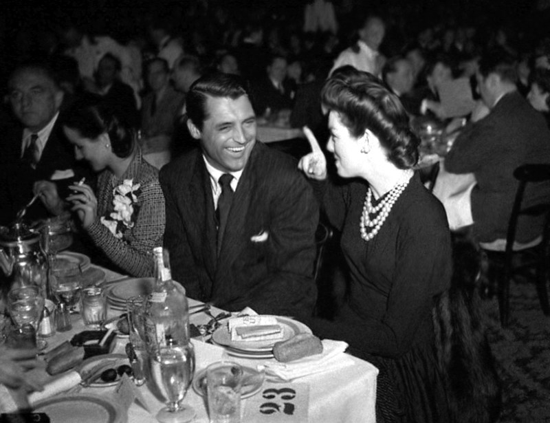 CARY GRANT NOMINATED FOR PENNY SERENADE