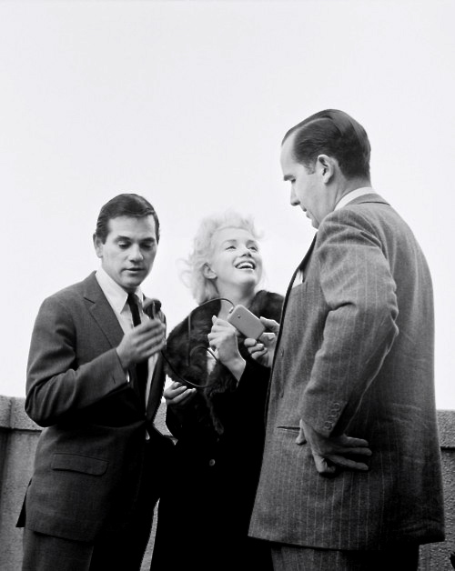 milton greene marilyn monroe edward r murrow