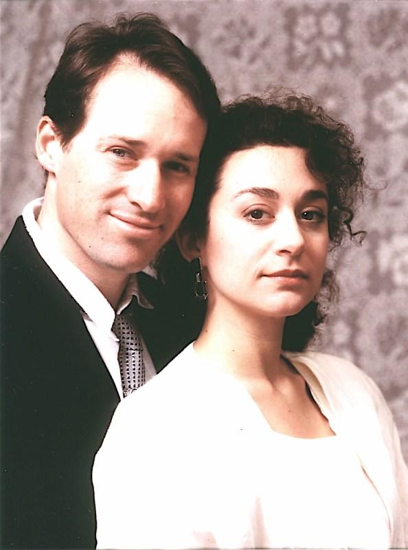 Mr. and Mrs. Photo by Melinda Sue Gordon