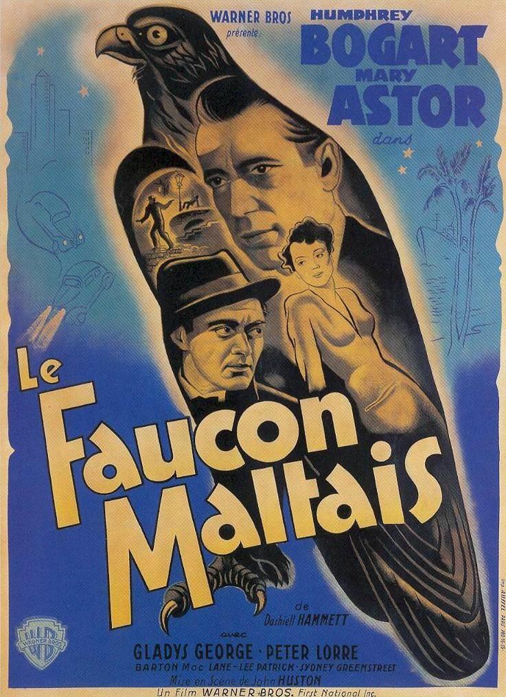 Poster - Maltese Falcon, The (1941)_14