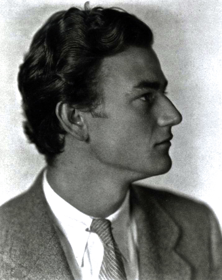 John Wayne portrait