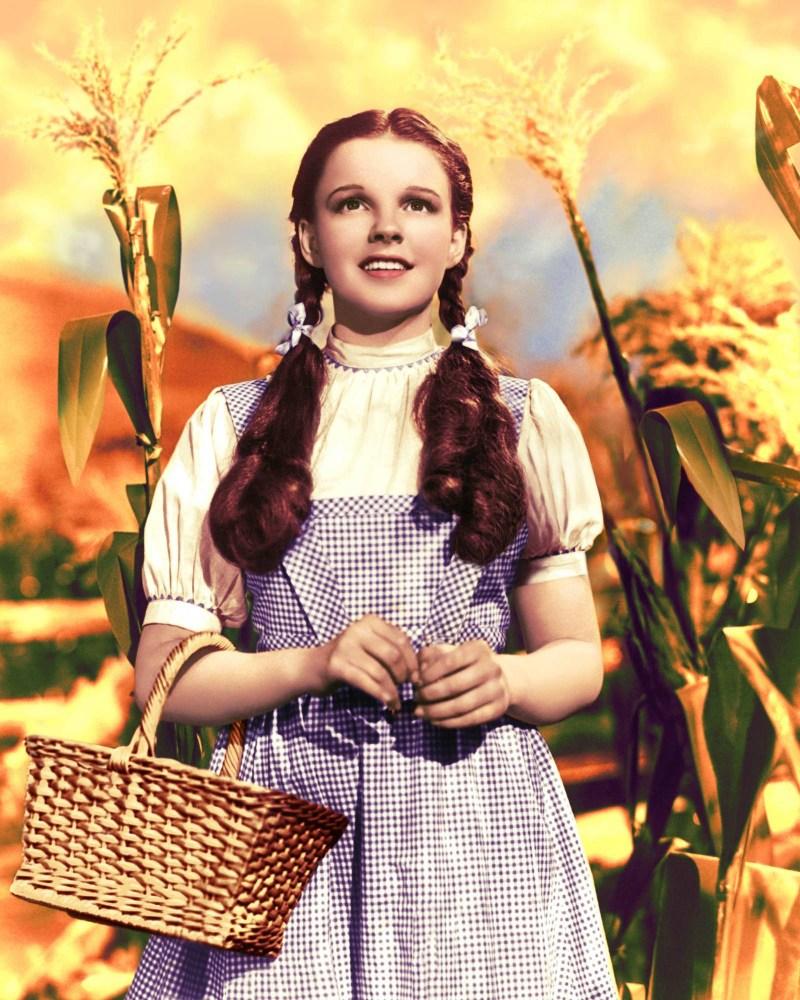 Judy Garland Wizard of Oz