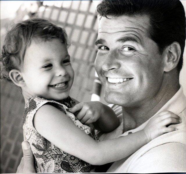 Gigi and James Garner