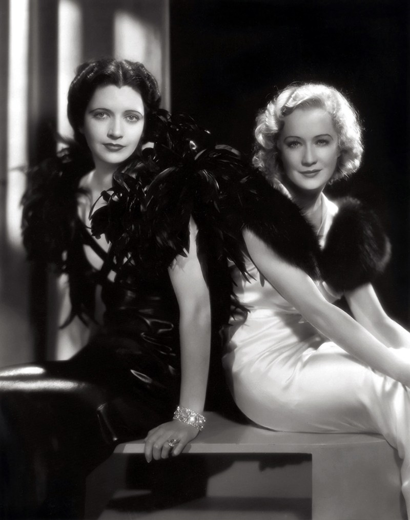 Kay Francis Miriam Hopkins Trouble in Paradise 1932