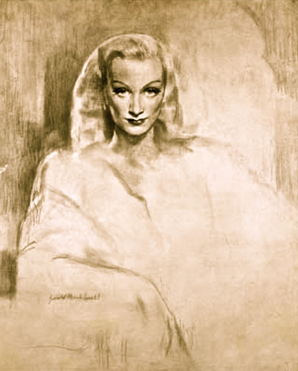 marlene d by brockhurst