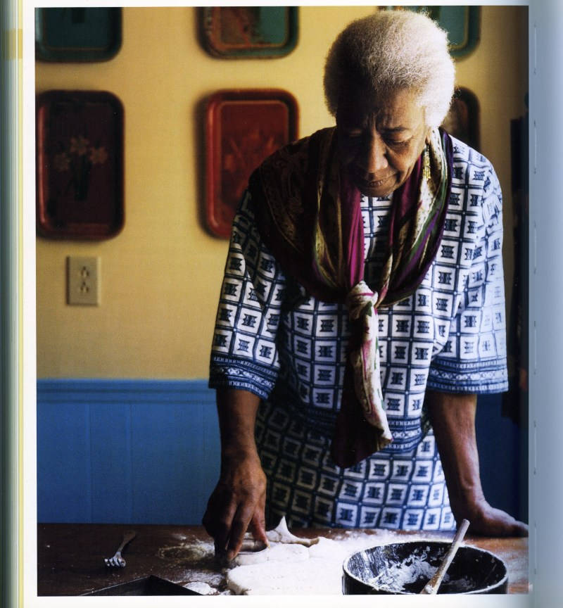 Edna Lewis, photographed by Christopher Hirsheimer