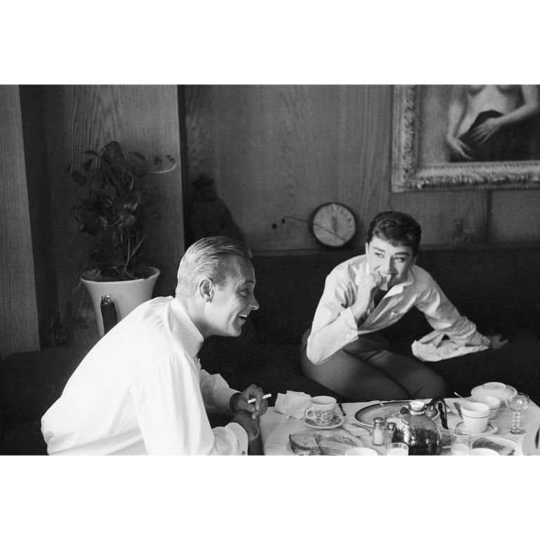 Behind the scenes on 'Sabrina' — Photographer Mark Shaw (1921-1969)