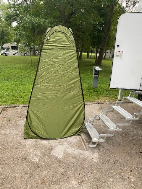 Camper Shower Stall