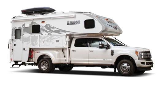 Camper RV's- Truck Camper
