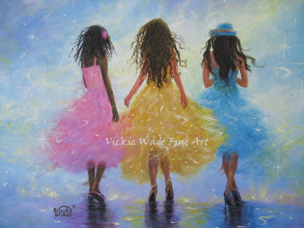 Original Painting Vickie Wade Fine Art