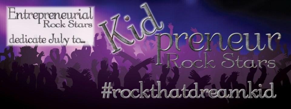 Kidpreneur Rock Stars Banner