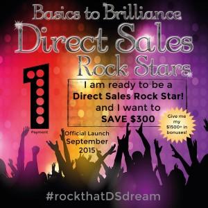DS RockStar 1 Payment