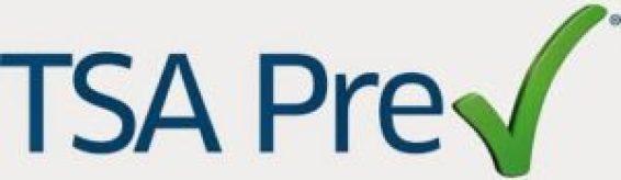 TSA Pre Check logo - Article by Vicki Fitch