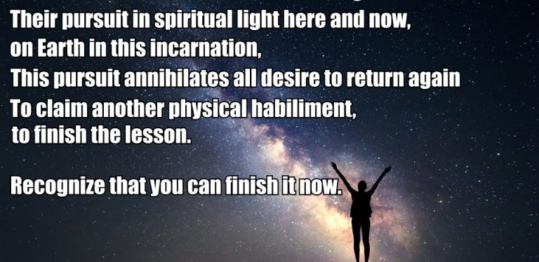 Advanced Spiritual Seekers