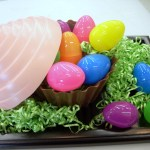 How to Make a Cupcake Easter Basket from a Wilton Cupcake Shape Pan